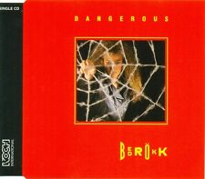 BEDROKK - Dangerous / Look CDM 2TR 1993 ROCK / Koch Label / RARE!