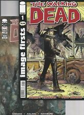 WALKING DEAD #1 Image Firsts Variant,#100 1st app. Negan Robert Kirkman AMC VF