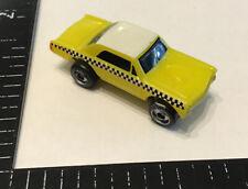 Micro Machines '65 Pontiac GTO Car Yellow/White Rare