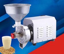 2.2KW Grinder for Soymilk Machine Rice Pulp Refiner Grinding Machine