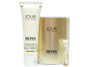 100% Authentic Perfume Trial ~ Boss Jour Pour Femme 2-Piece Combo