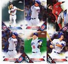 2016 TOPPS CHROME BASE SET SINGLES U PICK COMPLETE YOUR SET