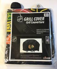 Chicago Blackhawks Economy Team Logo BBQ Gas Propane Grill Cover - NEW