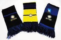 Sciarpa Inter Originale Ufficiale Internazionale tubo  sciarpe Caldo 3 varianti