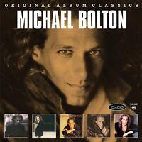 Michael Bolton - Original Album Classics (2016)  CD Box Set  NEW  SPEEDYPOST