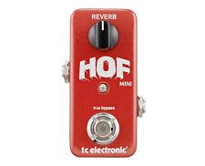 TC Electronic Hall of Fame Mini Toneprint Reverb Guitar Pedal PROAUDIOSTAR--