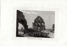 ANTIQUE SCOTTISH imprimer-Emanuel couvent-Samuel Hooper en taille-douce (1789)