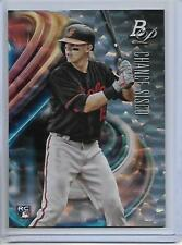 2018 Bowman Platinum Chance Sisco Ice Parallel Card