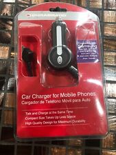 Durabrand Car Chargers for Samsung Mobile Phones ~ Ins + Track # Included