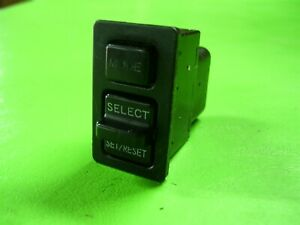 08 Hino 268 Cruise control MODE SELECT SET RESET Switch