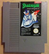 SHADOWGATE pour Nintendo NES - Kemco