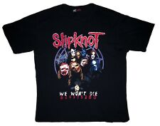 Slipknot We Wont Die T-Shirt US Medium