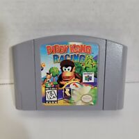 Diddy Kong Racing (Nintendo 64 N64) - Rareware Cartridge Authentic - Game Only
