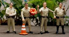 77513B American Diorama Set of 4 Sheriffs Polizisten 1:24 neu 2017