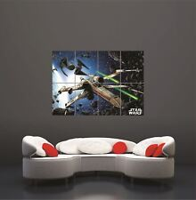 Star Wars Wall Decals U Wing Bedroom Stickers Star Wars Graphic Designs b33