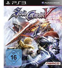 Sony PS3 Playstation 3 Spiel ***** Soul Calibur V 5 *********************NEU*NEW