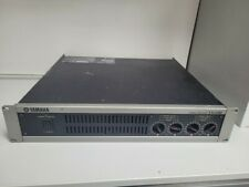 More details for yamaha xm4080 4 channel power amplifier (x4 120w) - used, full working condition