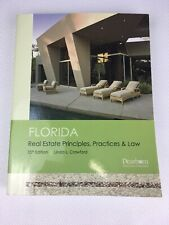 Florida Real Estate Principles, Practices & Law 35th Edition Book Only