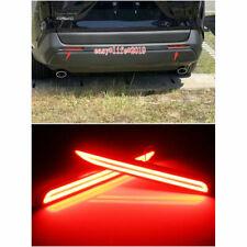 For 2019 2020 Toyota RAV4 LED Rear Fog Lamp Bumper LED Brake Light
