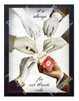 Historic 'Craven A' Virginia Cigarettes Advertising Postcard