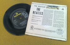 """ BEATLES NO. 1  ""SUPER ORIG UK EP IN RARE BUPR SLEEVE"