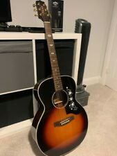 More details for takamine eg450dlx-tbs electric acoustic guitar with accessories