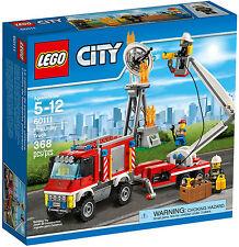 Lego 60111 City Fire Utility Truck