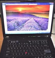 Lenovo Laptop ThinkPad T500 C2D  2.53GHz T9400 2GB 160GB HD WebCam