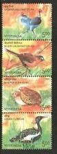 INDIA 2006 ENDANGERED BIRDS    MNH  SET 4  [#1607]