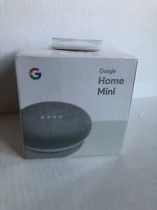 Google Home Mini Smart Assistant - NEW In Box (GA00216-US)