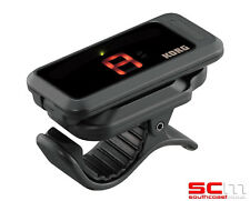 KORG PITCHCLIP CLIP-ON ELECTRIC ACOUSTIC GUITAR & BASS TUNER PORTABLE - NEW