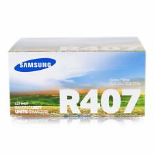 Samsung Genuine CLT-R407 IMAGE DRUM (SU408A) For CLP320N CLP325 CLX3180 6K Pages