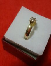 GoldNMore: Used 14K Gold Ring S5