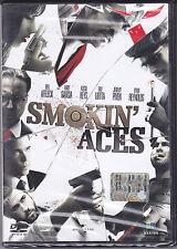 Dvd **SMOKIN' ACES 1** con Ben Affleck Andy Garcia Ray Liotta nuovo 2007