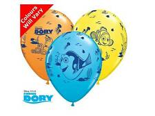 PACK OF 6 DISNEY FINDING NEMO - DORY PARTY HELIUM QUALITY LATEX BALLOONS 45534