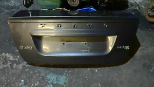 VOLVO S40 2004 - 2010 TAILGATE BOOTLID