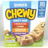 Quaker Oats Chewy Granola Bars Variety Pack 6.7oz. Free Expidited Shipping