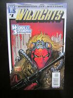 WILDCATS #1 - (2006) 1:10 TODD MCFARLANE VARIANT COVER - WILDSTORM - JIM LEE