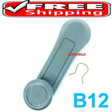 1 GRAY WINDOW HANDLE CRANK  FIT ISUZU TF TFR TROOPER KBZ KB 81 -95