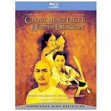 Crouching Tiger, Hidden Dragon (Blu-ray Disc, 2007)