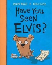 Have You Seen Elvis?, Murray, Andrew, Very Good Book