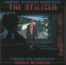 DENNIS MCCARTHY - THE UTILIZER - 11 TRACK MUSIC CD - LIKE NEW - F090