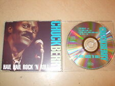 Chuck Berry - Hail Hail Rock n Roll (CD) 3 Tracks - Mint/New - Fast Postage