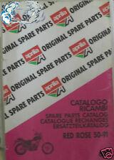 APRILIA catalogo ricambi RED ROSE 50-91