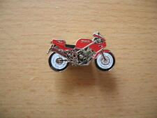 Pin badge yamaha trx 850 trx850 rouge red Moto Art. 0481 Motorbike moto