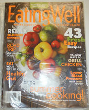 Eating Well Magazine Relax 20-Minute Dinners July/August 2014 SEALED 011515R