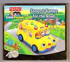 Fisher Price: Little People: Songs & Games for the Road -- Gold Edition