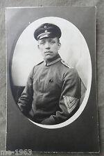 original Foto Ulan feldgrau Preussen K 5  Starkstrom Kompanie