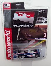 Helio Castroneves 2014 AAA Triple A #3 Indycar 1/64 IRL Indy 500 Auto World New