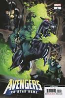 Avengers No Road Home #4 MARVEL COMICS 2nd Print COVER A EWING